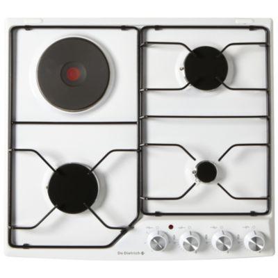De dietrich dte 1111 w - Table de cuisson mixte de dietrich ...