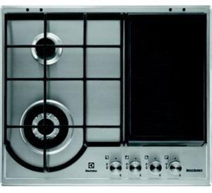 electrolux egh6349gox table gaz. Black Bedroom Furniture Sets. Home Design Ideas