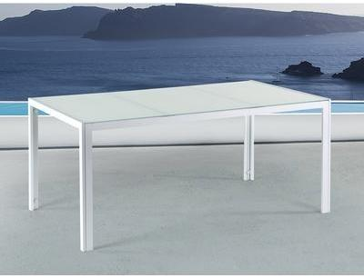 Beautiful Table De Jardin Aluminium Plateau Ciment Images ...