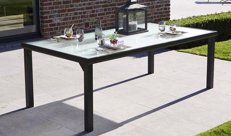 Catgorie table de jardin du guide et comparateur d 39 achat - Protection table jardin ...