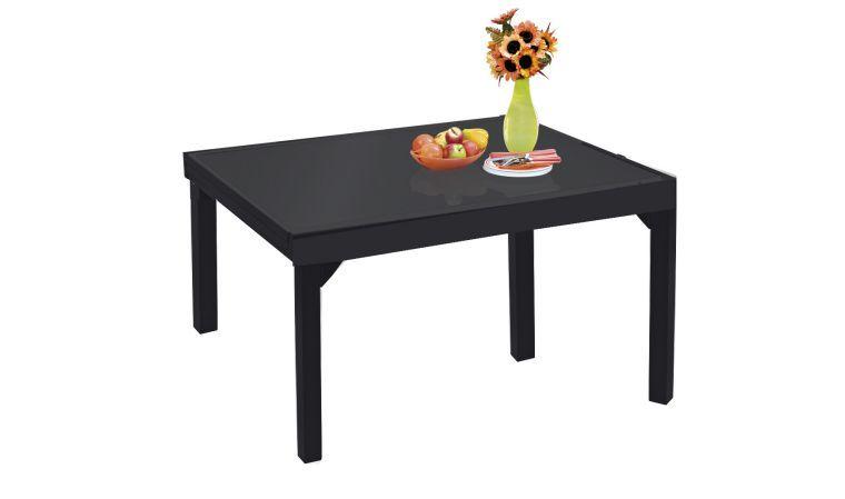 Catgorie table de jardin page 16 du guide et comparateur d - Table noire avec rallonge ...