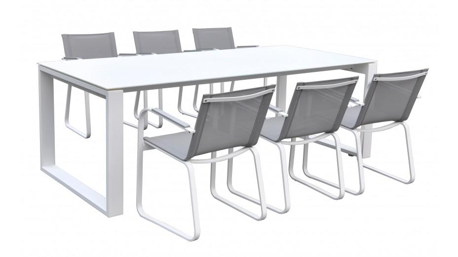 Catgorie table de jardin page 10 du guide et comparateur d 39 achat - Salon de jardin haut de gamme chaise design ...
