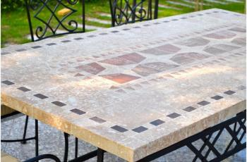 Catgorie table de jardin page 2 du guide et comparateur d 39 achat for Achat table de jardin mosaique