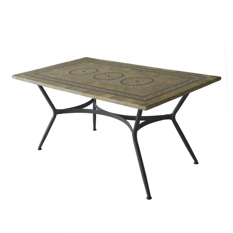 Emejing Table De Jardin Mosaique Geant Casino Gallery Home Design Ideas