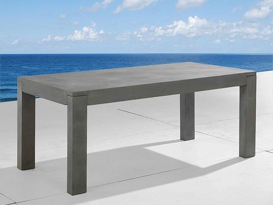 Table basse beton maison du monde - Table de jardin maison du monde dijon ...
