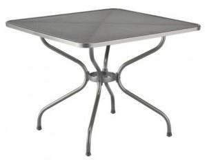 Emejing Table De Jardin Metal Orange Images - Amazing House Design ...
