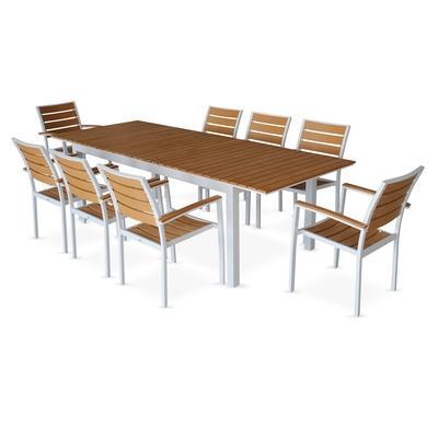 Catgorie table de jardin page 4 du guide et comparateur d - Table de jardin alu et bois composite ...