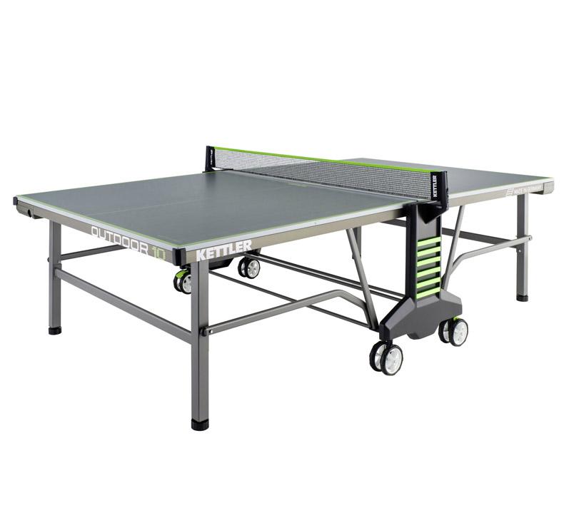 kettler cping pong outdoor 10 ombre vert. Black Bedroom Furniture Sets. Home Design Ideas