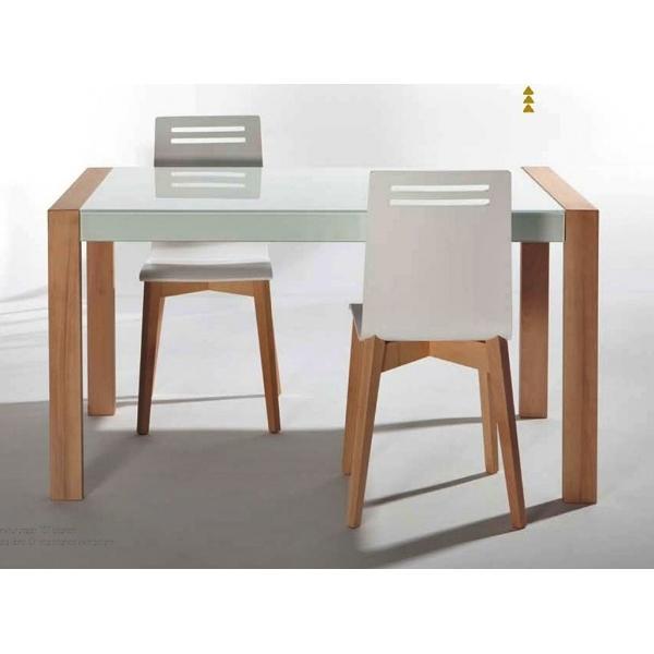 Catgorie tables de salle manger page 2 du guide et - Table salle a manger verre extensible ...