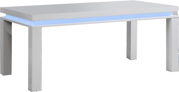 Salle blanche guide d 39 achat - Table a manger led ...