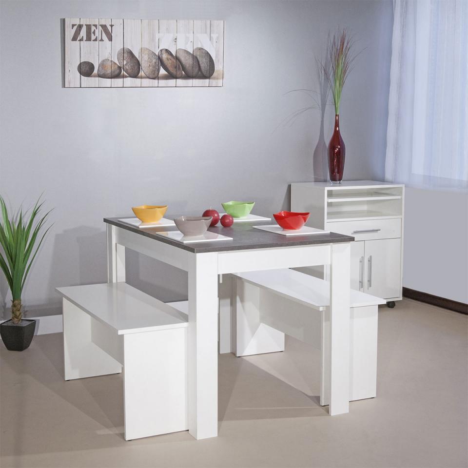 Conforama catgorie salon de jardin for Table salle manger hauteur 110 cm