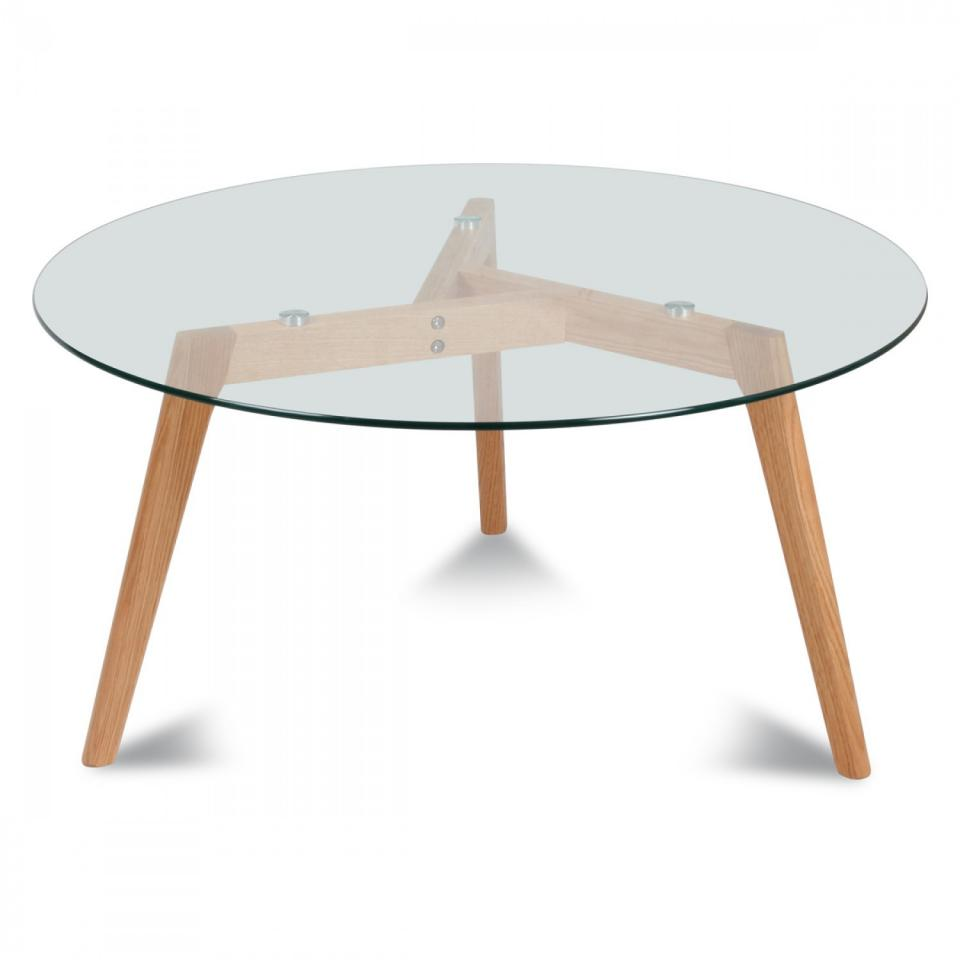 Petite table de cuisine ronde table bar en pin et dessus for Salle a manger avec table ronde