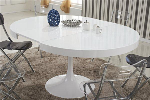 table guide d 39 achat On table de salle a manger ronde extensible