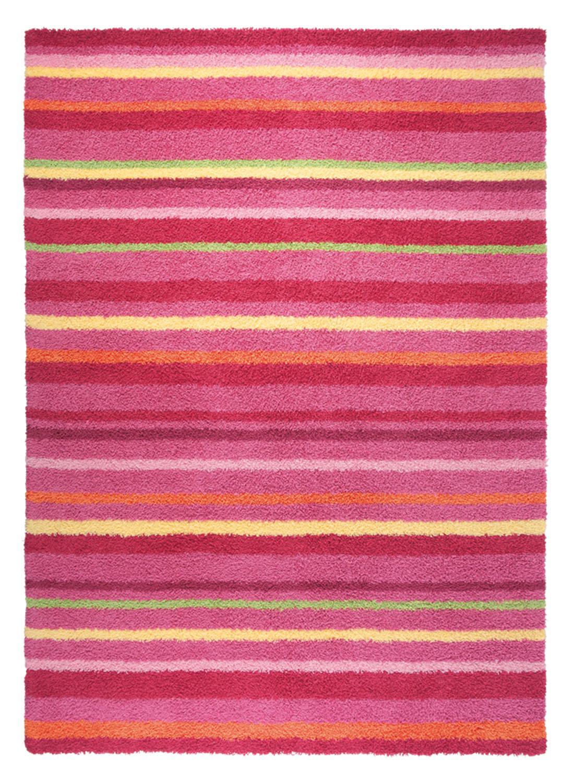 esprit ctapis funny stripes rose 140x200. Black Bedroom Furniture Sets. Home Design Ideas
