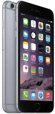 smartphone apple iphone 6s gris sideral 32go. Black Bedroom Furniture Sets. Home Design Ideas