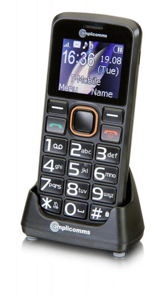 amplicomms ctlphone portable m6300. Black Bedroom Furniture Sets. Home Design Ideas