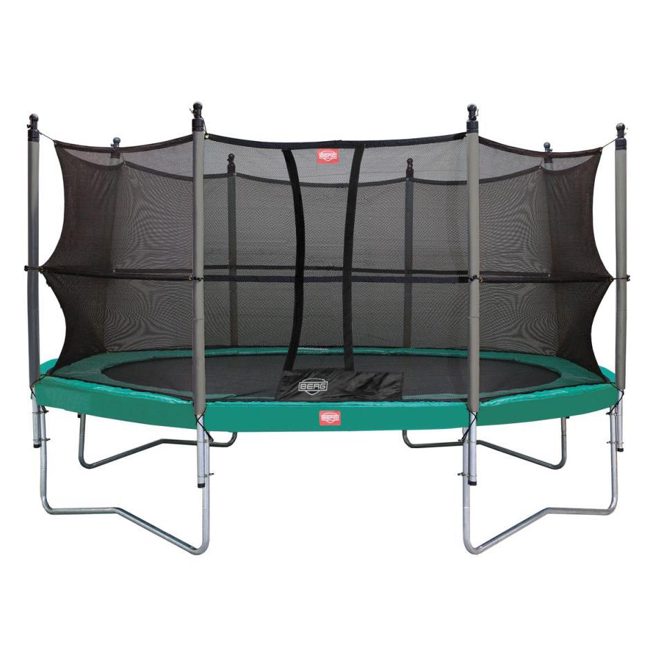 Catgorie trampolines du guide et comparateur d 39 achat - Protection trampoline ...