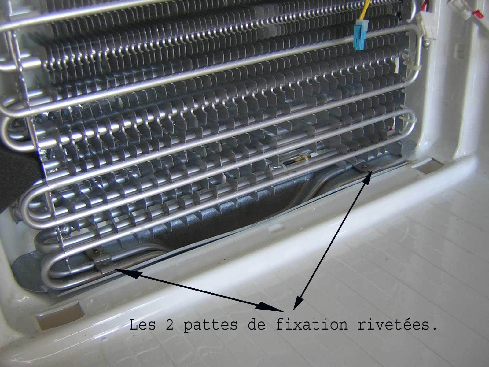 Comment degivrer un frigo - Schema electrique refrigerateur no frost ...